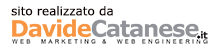 Davide Catanese - web desiner